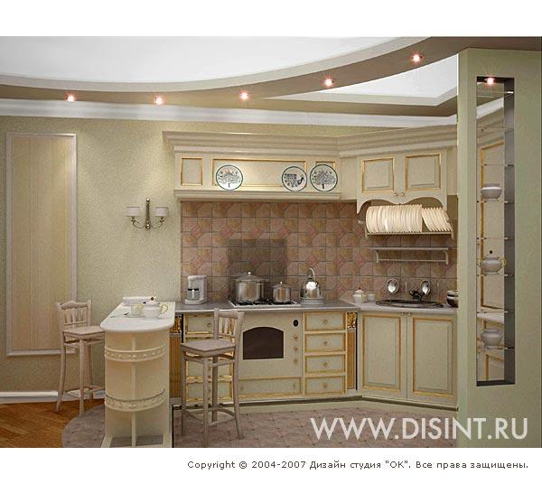 Дизайн фотогалерея кухни