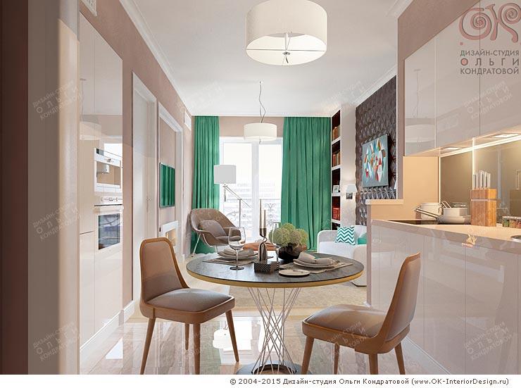 Дизайн квартир 60