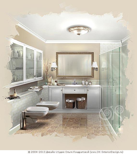 Дизайн ванной комнаты | Фото 2015 и 3D