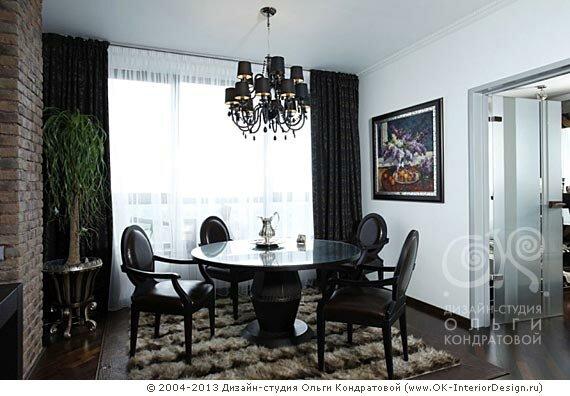 Фото дизайн интерьеров квартир студий