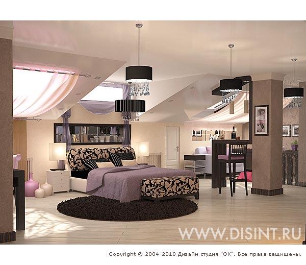 3d дизайн квартир фото