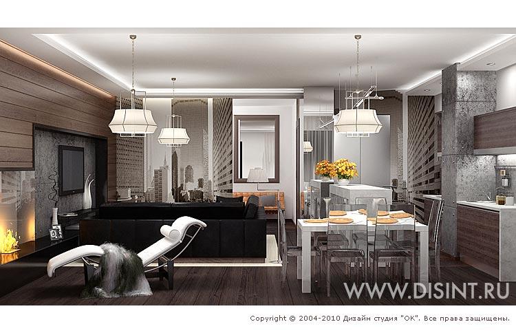 Примеры современных интерьеров дома и