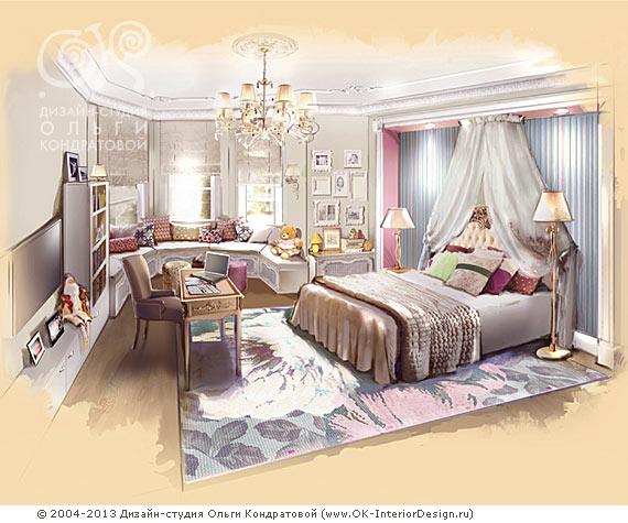 Интерьеры для детской комнаты мальчика