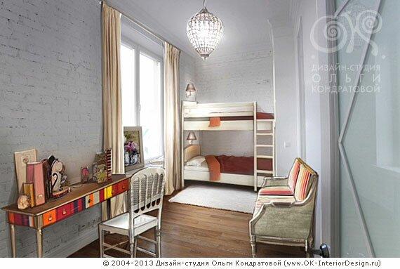 Детская в квартире на Гончарной