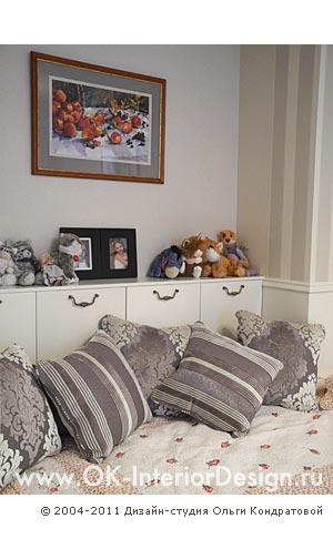 Фото дизайна комнаты для мальчика и девочки