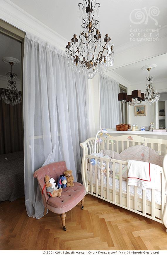 Фото детской комнаты в квартире на