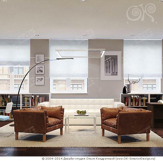 Дизайн интерьера офиса в стиле конструктивизм - Apoi.ru