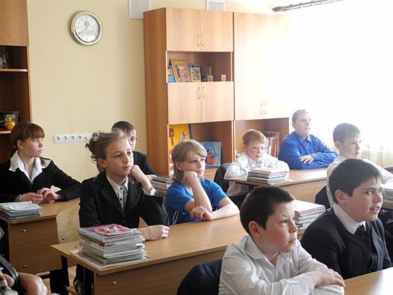 Воспитаники школы-интерната