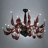 На фото: светильник Lu3 от фабрики Lu-Murano, дизайн Fornasier Fabio
