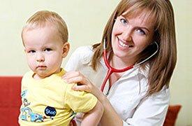 Педиатрия, вакцинация, прием специалистов в клинике и на дому, анализы, массаж