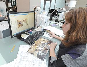 Дизайн-студия изнутри