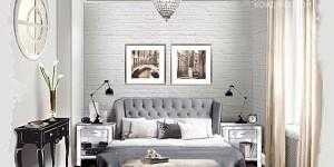 Дизайн спальни в квартире на Гончарной