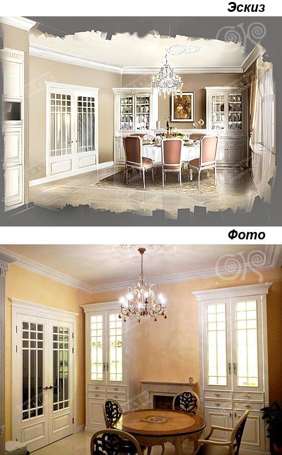 Дизайн и фото интерьеров квартиры после ремонта - Apoi.ru