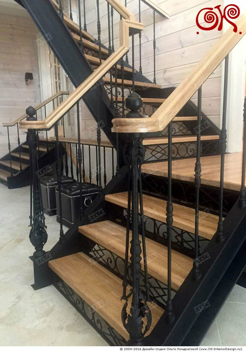 Фото лестницы в доме