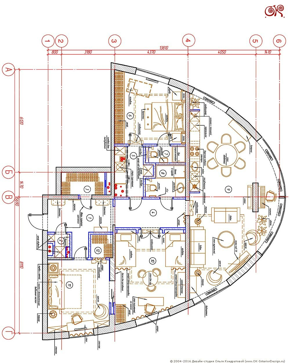 Как заказать проект перепланировки квартиры
