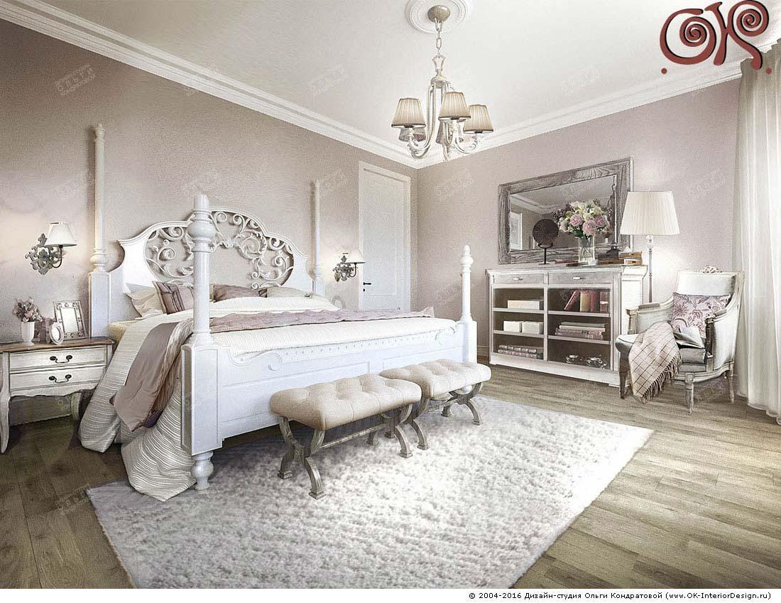 Современные идеи дизайна спальни в доме