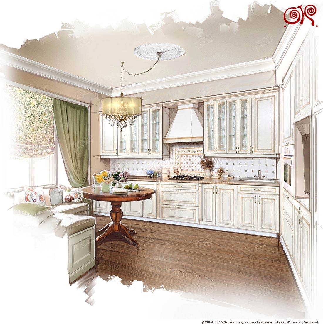 Дизайн белой кухни: современные идеи