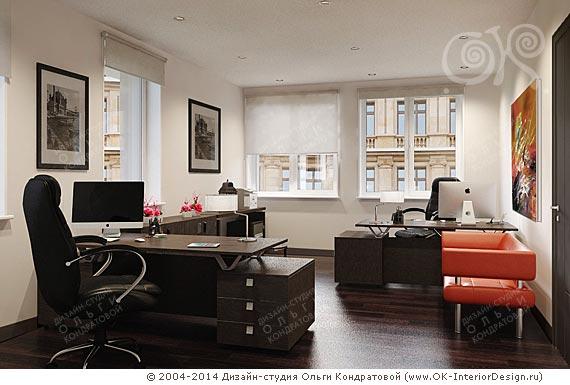 Современные идеи дизайна кабинета