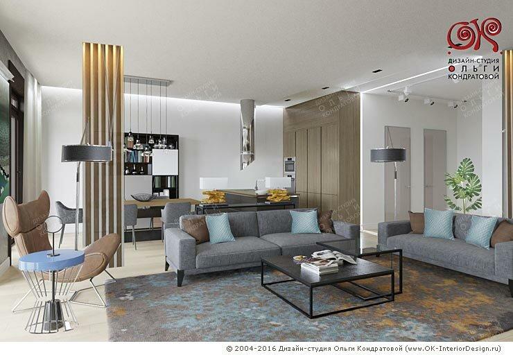 Дизайн гостиной без телевизоа и камина
