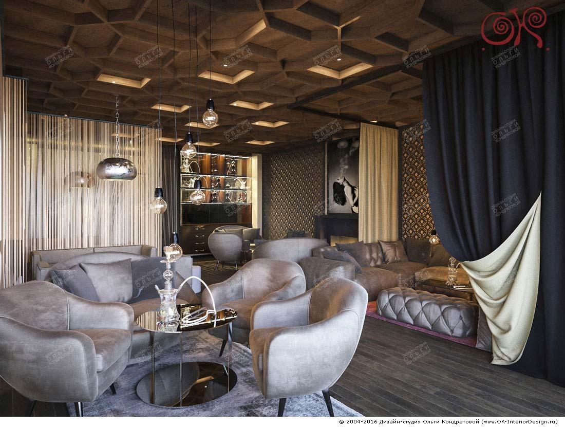 Дизайн кафе. Фото внутри