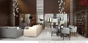 Дизайн гостиной комнаты в современном стиле: фото 2016