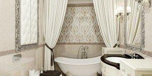 Дизайн ванной комнаты из фотогалереи интерьеров