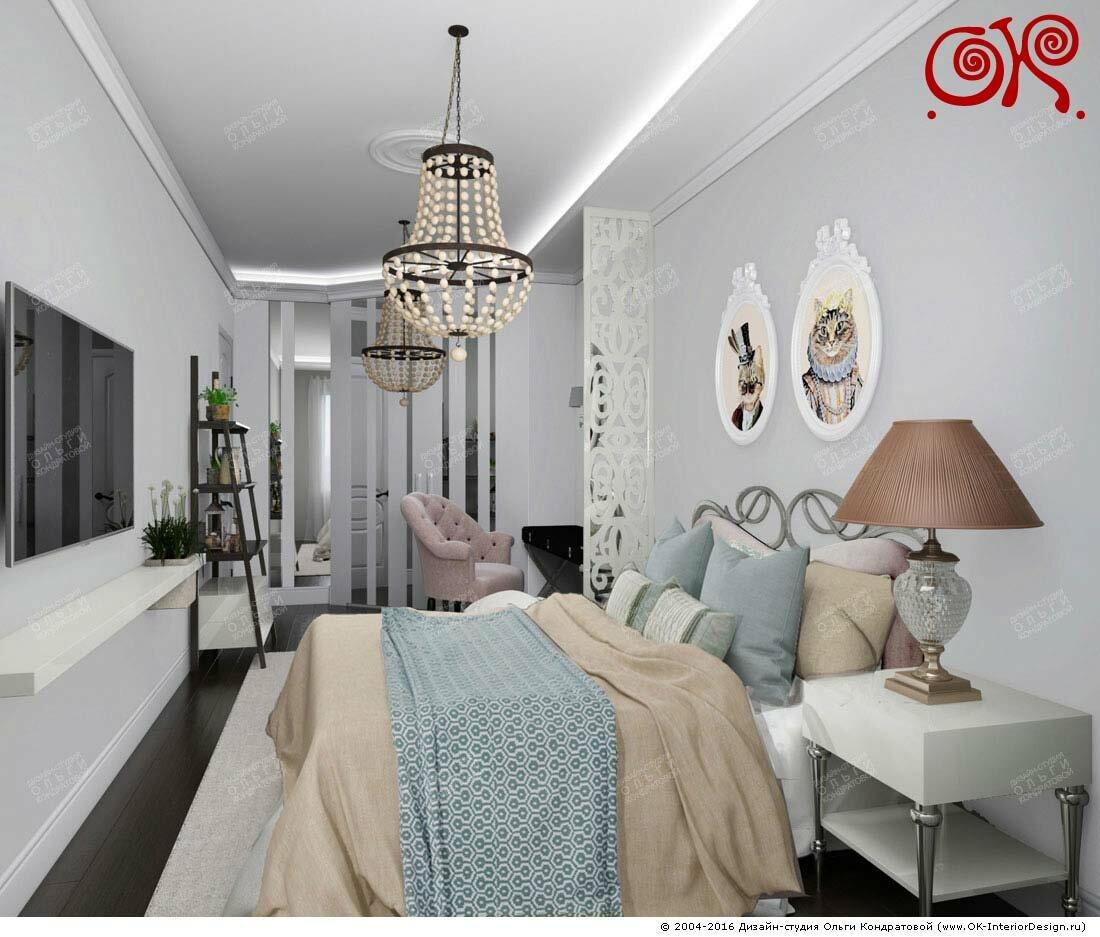 Дизайн спальни: фото 2016