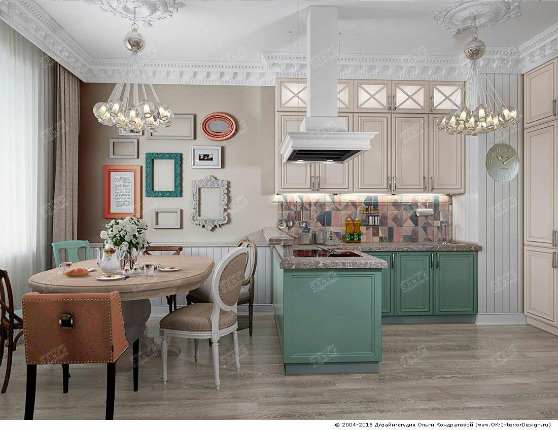Кухни столовые дизайн фото