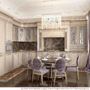 lavender-kitchen